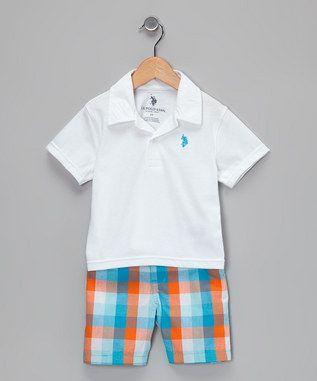 Ralph Lauren little boys outfit too cute