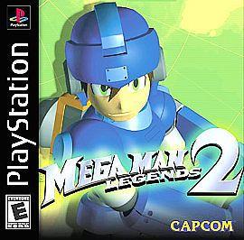 Mega Man Legends 2 Ps1 Playstation 1 Disc Only Egaming Forums