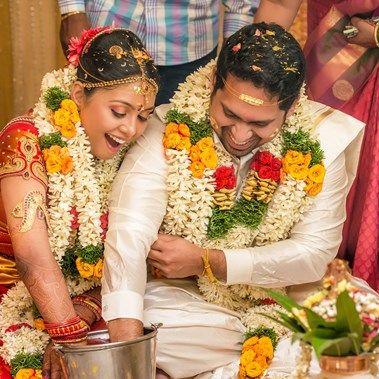 South Indian Gujarati Wedding