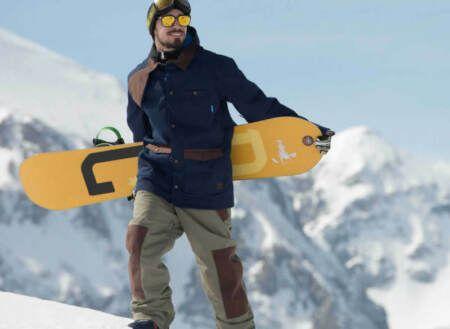 Details About Adidas Originals Civilian Snowboard Jacket Men S Navy Blue Brown F95808 Nwt Rare Snowboard Jacket Mens Snowboard Jacket Mens Navy