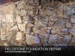 Recoating Crumbling Basement Walls Basement Walls Waterproofing Basement Foundation Repair
