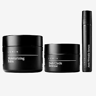 Lumin Skin Care Correction Trio Cleanser Moisturizer In 2020 Skin Care Skin Moisturizer