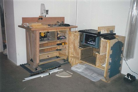 Woodworking In An Apartment Woodworking In An Apartment