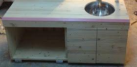 Mammarum: Come costruire una cucina per bambini di legno ...