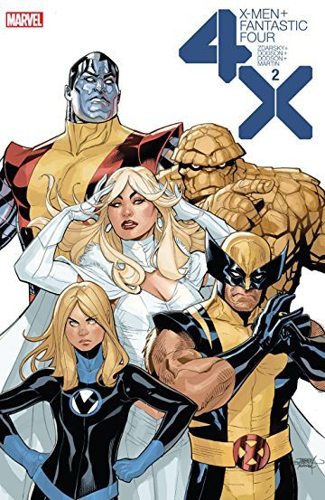 X Men Fantastic Four 2020 2 Of 4 In 2020 Fantastic Four Marvel Comics Art Comics