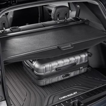 Cargo Area Security Shade Chevrolet Equinox Chevrolet