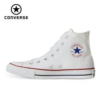 new Original Converse all star shoes Chuck Taylor man and women unisex high  classic sneakers Skateboarding Shoes 101013 e40a4cc2a941