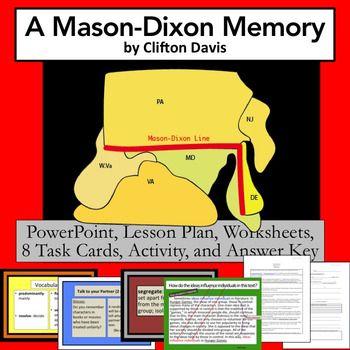 a mason dixon memory story