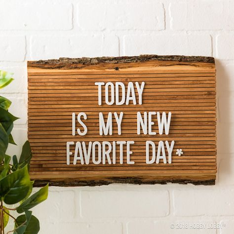 Add Natural Elements To Your Space With A Diy Dowel Letterboard Diy Projects Videos Diy Craft Projects Diy Letters