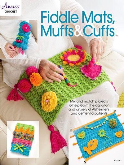 Fiddle Mats Muffs Cuffs In 2020 Annie S Crochet Crochet Projects Crochet Patterns