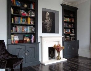 Custom Made Living Rooms Alcove Cupboards Alcove Shelving