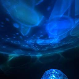Sternenhimmel Projektor Lampe Kinder Baby Led Nachtlicht Schlummerleuchten Sterne Nachtlicht Projektor Drehbar Mit 3 Leds 8 Licht Modus Celestial Body Nebula