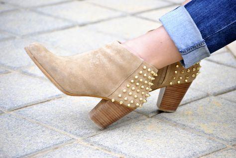 #fashion #shoes Dear Diary: Leopard again