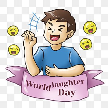 World Laughter Day Man Laughing Illustration Laughing Boys World Laughter Day Png Transparent Clipart Image And Psd File For Free Download In 2021 Laughter Day World Laughter Day World Happiness Day