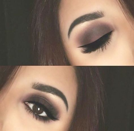 makeup inspo for navy blue dress I'll