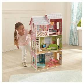 Kidkraft Aria Dollhouse Target Toddler Bed Crazy Girls Home