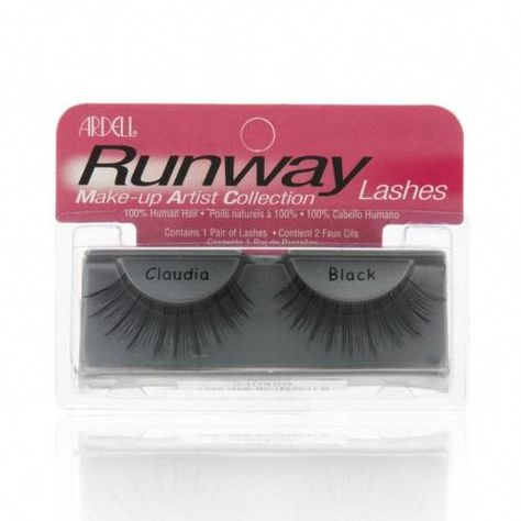 0cc5a083509 Ardell Runway Make-Up Artist Collection Lashes - Claudia Black 240429,  Option : Claudia Black #65028 #Lashes