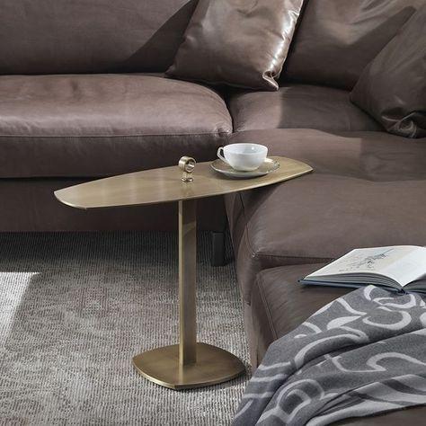 Marelli Beistelltisch Leaf Design Beistelltisch Wohnzimmertische Und Modernes Design
