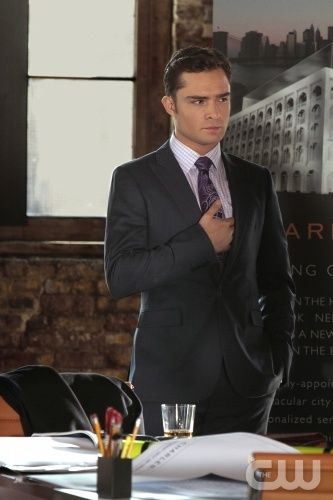 """Shattered Bass"" - Ed Westwick as Chuck Bass in GOSSIP GIRL on The CW. Photo: Giovanni Rufino/The CW ©2011 Warner Brothers. All Rights Reserved."