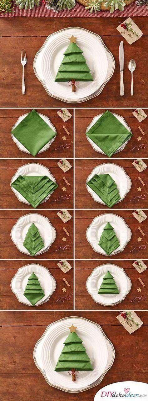 Vous charmez vos invités avec ces idées de décoration de table à dessiner pour Noël!,