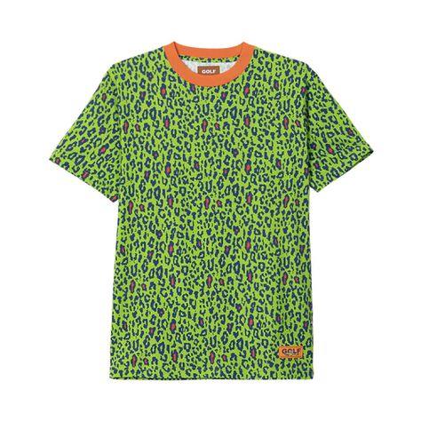 Digi leopard tee green | we stan these brands in 2019