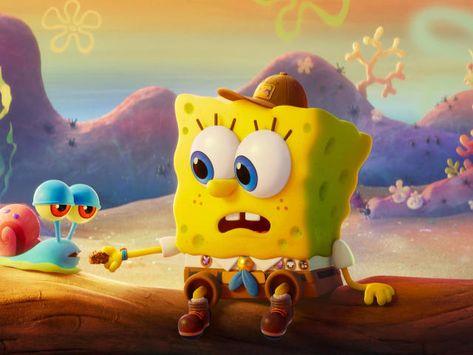The SpongeBob Movie Sponge on the Run HD Wallpapers   4K Backgrounds - Wallpapers Den