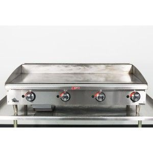 The Online Market For Used Commercial Countertop Griddles Is