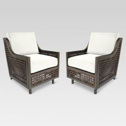 Pleasing Belvedere Wicker Swivel Rocker Patio Club Chair Tan Onthecornerstone Fun Painted Chair Ideas Images Onthecornerstoneorg
