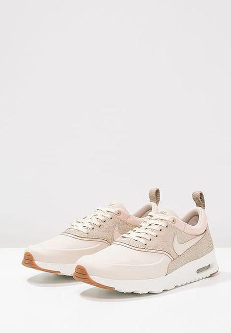 30ccb828b6 Chaussures Nike Sportswear AIR MAX THEA PREMIUM - Baskets basses - oatmeal/ sail/khaki/medium brown beige: 130,00 € chez Zalando (au 27/01/17).