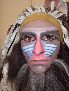 timon and pumbaa mask - Google Search · Rafiki CostumeLion King CostumeHalloween ...  sc 1 st  Pinterest & MENu0027S Dracula Creature King Kong Godzilla Mummy Aurora Monster ...