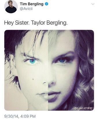 Avicii Avicii Taylor Swift Musica