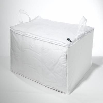 Housse Pour Couette Milky En Peva Blanc 70x50x30 Cm Housse De Rangement Housses Housse Vetement