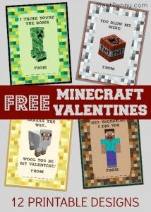 Free Printable Valentine's Day Cards for Kids - Meet Penny