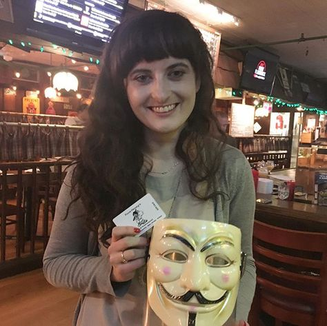 Congratulations to Team Shenanigans for winning 1st place at Poor Henry's Pub & Restaurant! . . #trivianight #triviawinners #TriviaRevolution #notyouraveragetrivia #revolutioniscoming #lettherevolutionbegin #jointherevolution #revolution #guyfawkes #craftbeer #craftbeerrevolution #craftbeernotcrap #craftbeerporn #craftbeernj #njcraftbeer #drinklocal #NJCB #NJCBmember #njbeer #njbrewery #triviatuesday