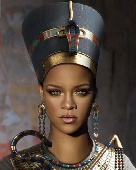 #rhianna for #cleopatra .......... There's a Cleopatra movie coming up and would you believe Lady Gaga is tipped to play the role. Yet we…