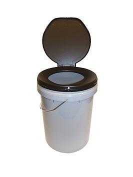 Portable Bucket Toilet In 2020 Camping Toilet Toilet Accessories Portable Toilet