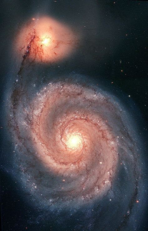 Whirlpool Galaxy I made an RGB image of M out of the Hubble Legacy Archive data Carl Sagan Cosmos, Space Planets, Space And Astronomy, Advantages Of Solar Energy, Space Images, Pictures Of Outer Space, Space Pics, Whirlpool Galaxy, Galaxy Space