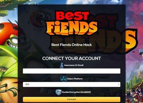 Hack best fiends app 🔥 Top