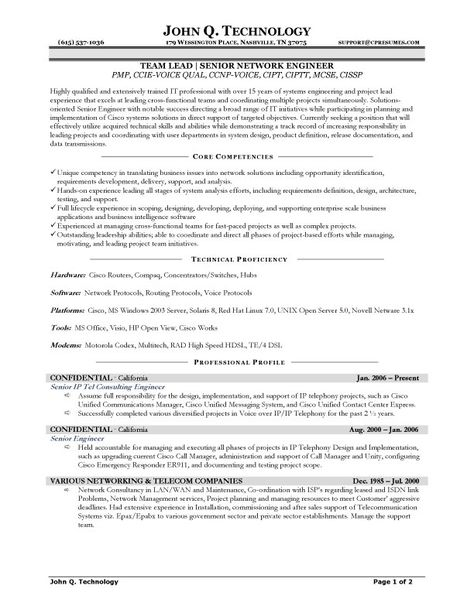 Resume Examples For Engineers Best Resume Format Doc Resume