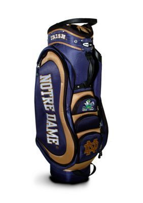 Team Golf Men's Notre Dame Fighting Irish Medalist Cart Bag -  - No Size