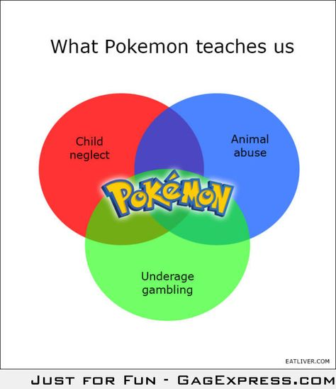 What Pokemon teaches us