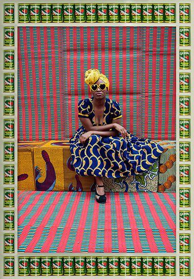 #so65 #texture  rockstars by hassan hajjaj   http://www.africafashionguide.com/2012/11/my-rockstars-is-an-exhibition-by-london-based-artist-hassan-hajjaj/