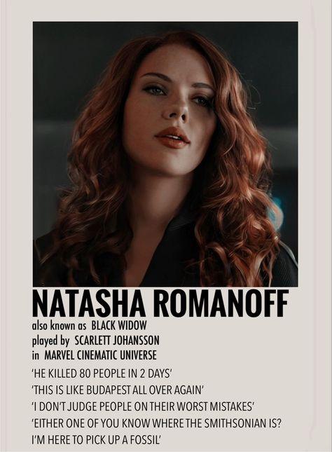 Natasha romanoff by Millie