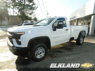 Ebay Advertisement 2020 Chevrolet Silverado 2500 Work Truck