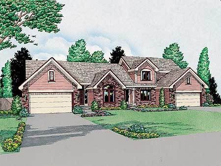Plan 40397db House Plans American Houses Architectural Design House Plans
