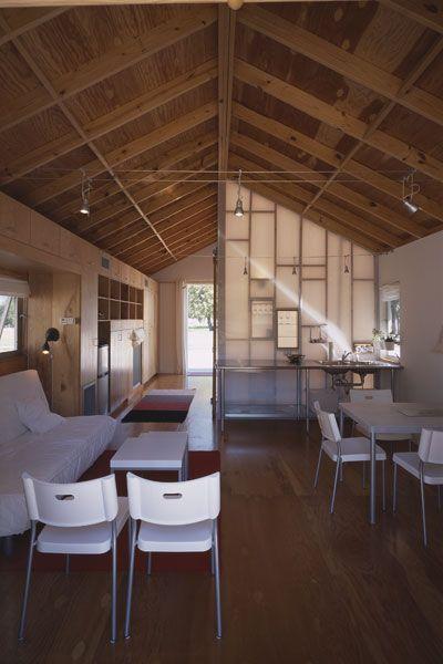 shotgun house interior. interior of 500 sq ft modern shotgun house  Tiny and Small Homes Pinterest Shotgun Shotguns Modern