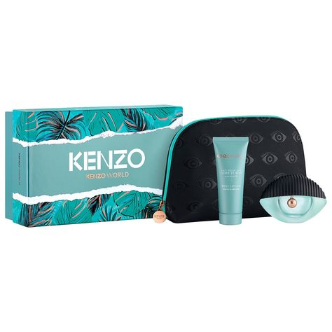 Kenzo Kenzo World Set | Perfume gift sets, Best fragrances