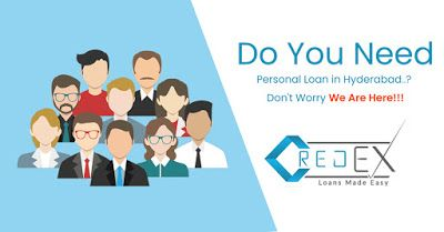 Credex Loans Provider In Ap Ts Locations Hdfc Bank Personal Loans In Hyderabad Bangalore In 2020 Personal Loans Loan Person