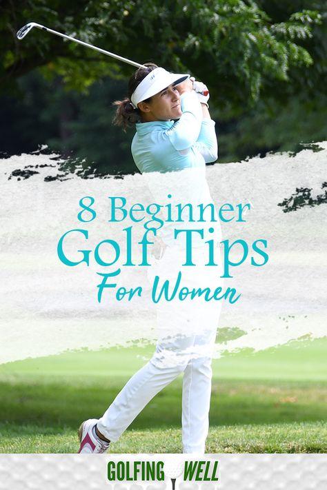 8 Beginner Golf Tips For Women