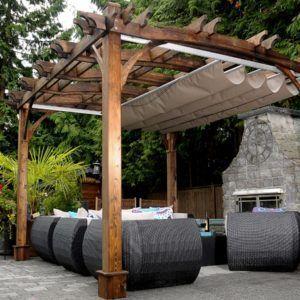 Backyard Pergola Ideas Diy In 2020 Canopy Outdoor Backyard Canopy Pergola
